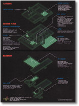 A navigation map of Kong Studios